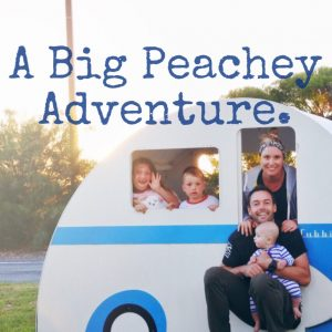 A Big Peachey Adventure