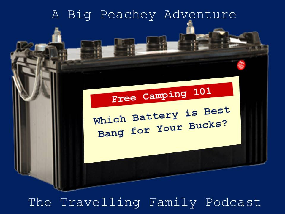Free Camping 101: Which Battery is Best Bang for Your Bucks?