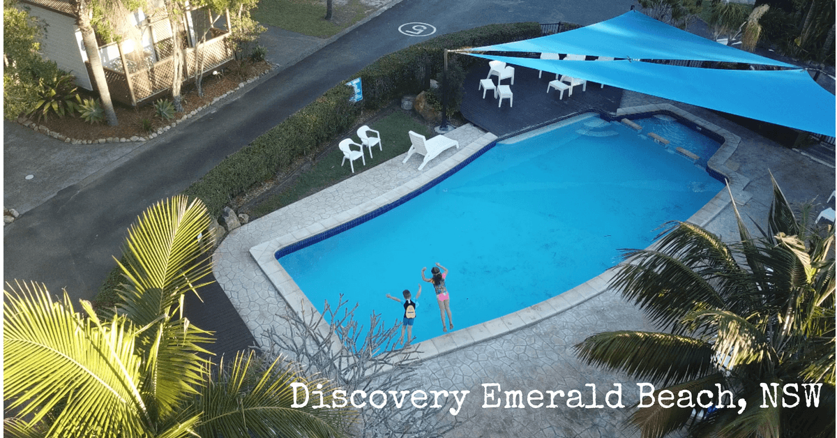 Discovery Parks Emerald Beach - G'Day Rewards Card