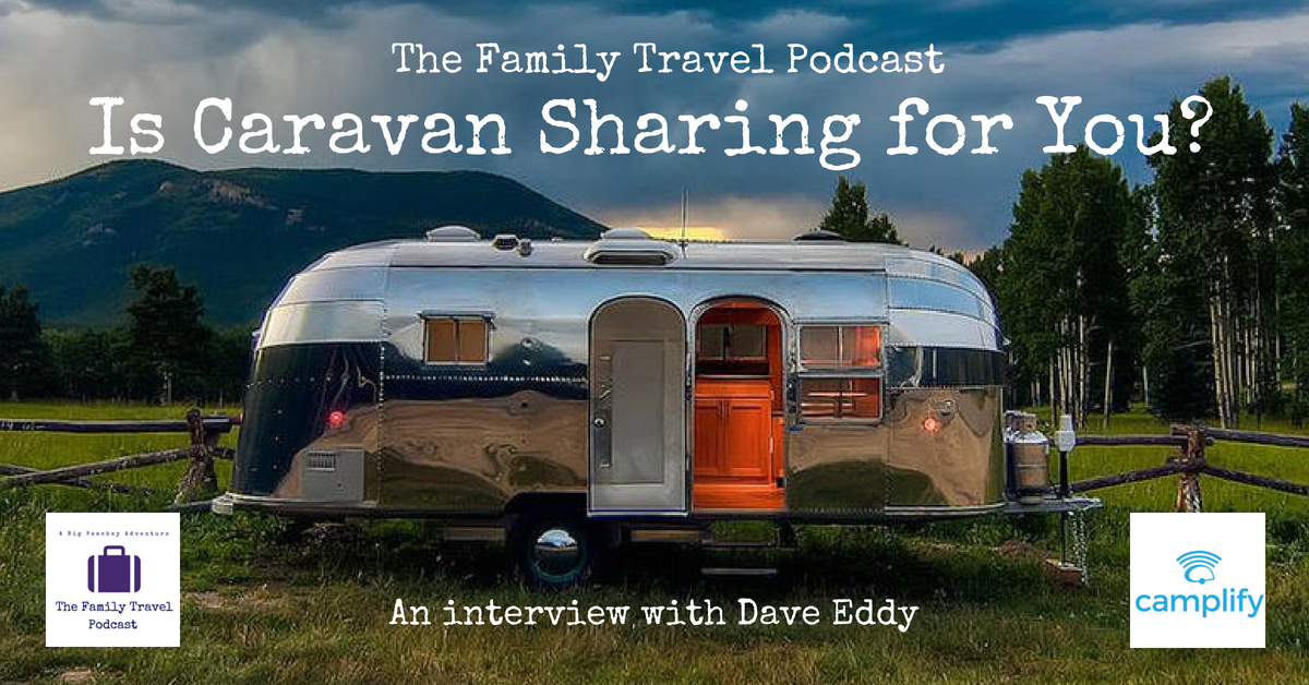 Airbnb of the Caravan and Motorhome World?