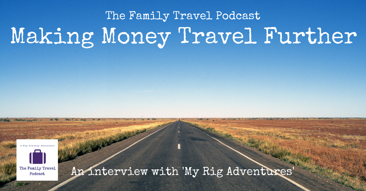 Making Money Travel Further