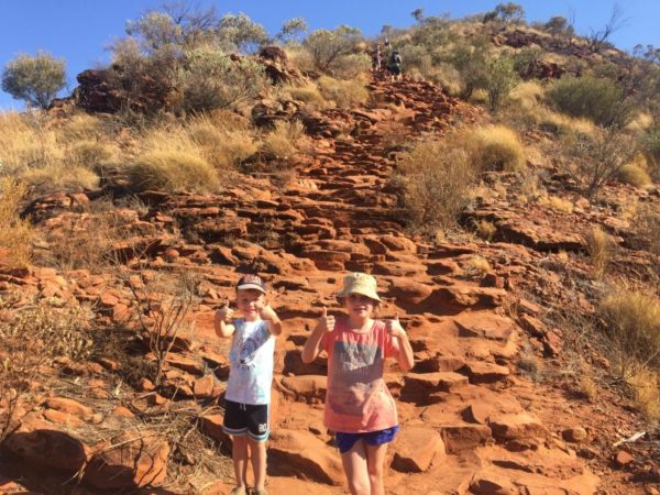 Kids Can Do Kings Canyon (It is Not That Steep)