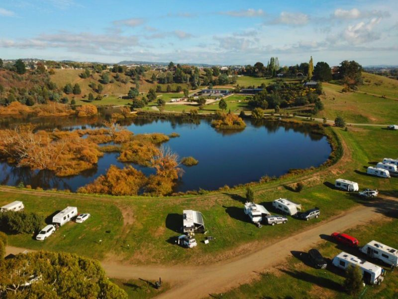 Top 5 low cost camp spots Tasmania - Old Mac's Farm & Fishery