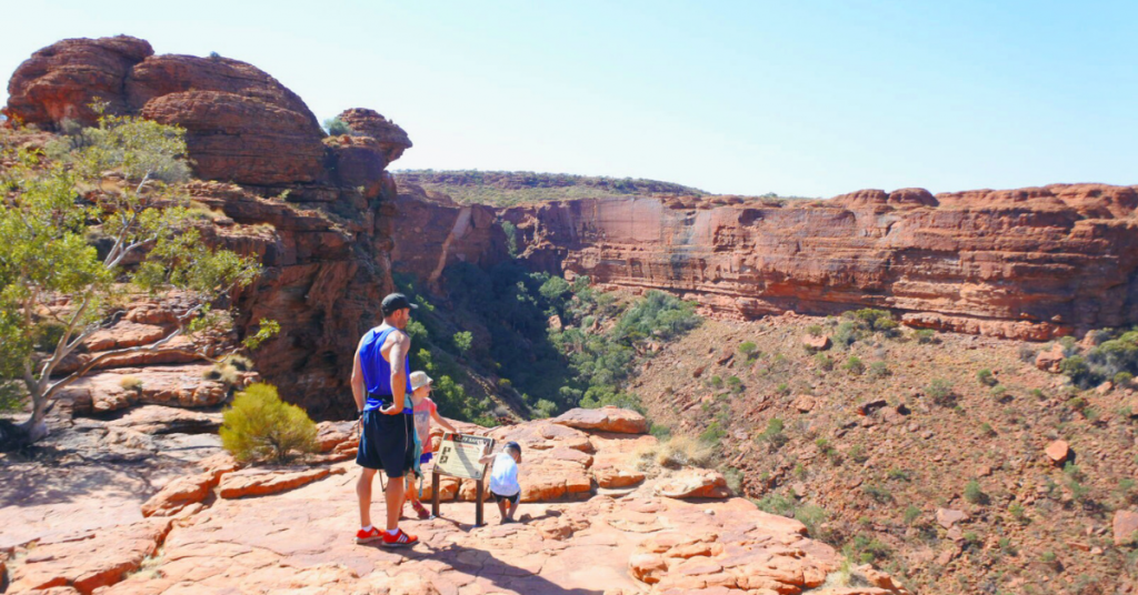 Kings Canyon Watarrka