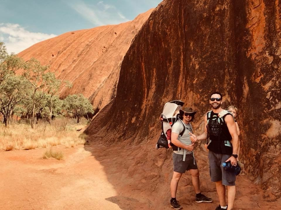 Uluru is More than Just a Walk or Climb