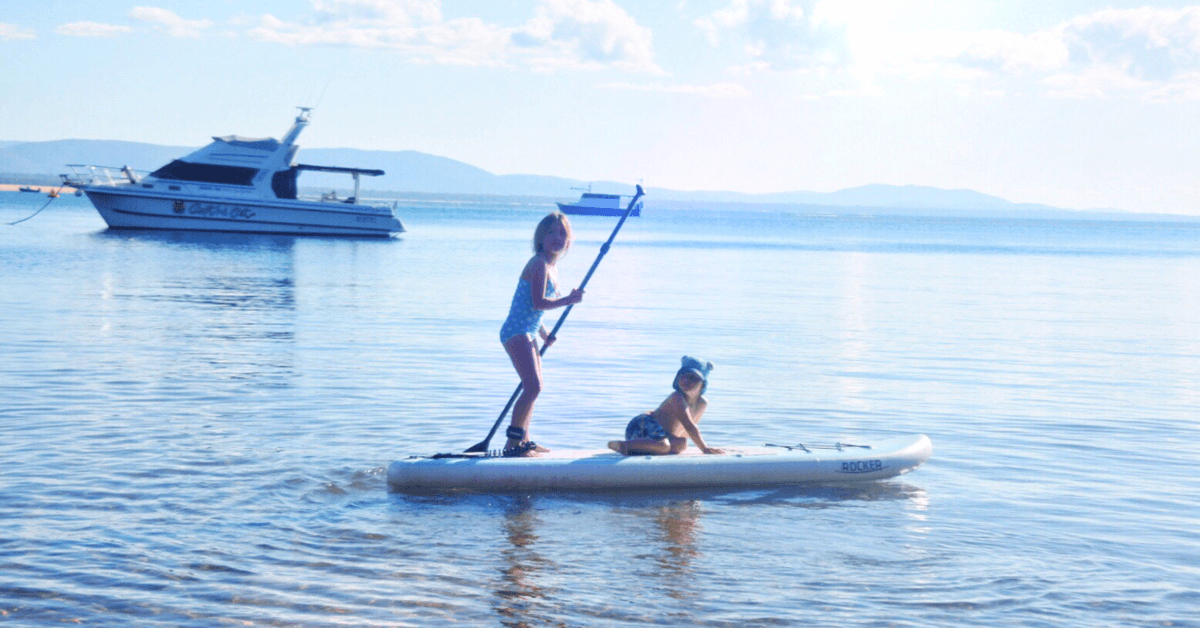 How to Choose the Right Stand Up Paddleboard SUP