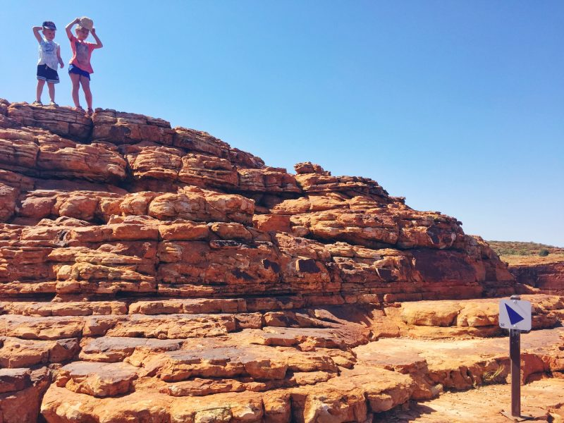 Kings Canyon Rock Formations