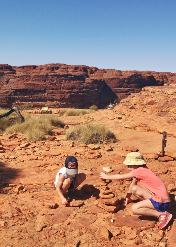 Kings Canyon Has Amazing Rock Formations