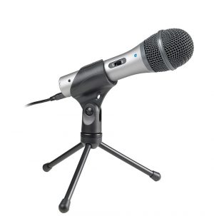 Audio Technica ATR2100 USB XLR Microphone