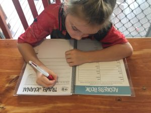 CWK Kids Travel Journal