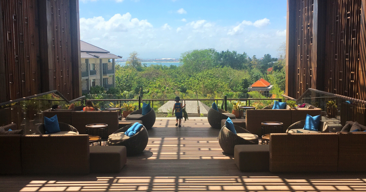 Travelling To Bali With Toddlers – Our Favourite Family Friendly Resort!