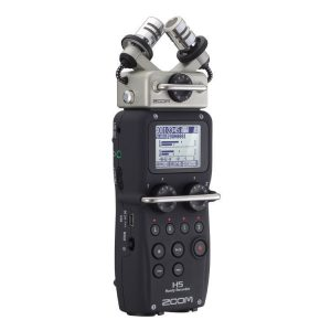 Zoom H5 FXR005 Digital Handheld Multi Track Recorder