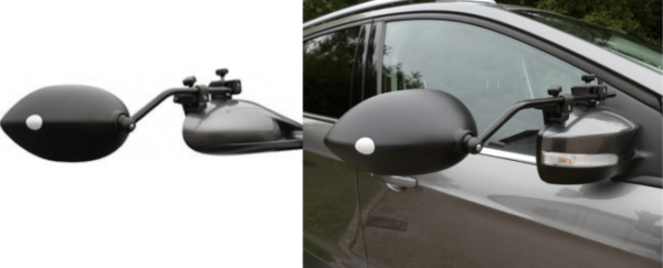 Milenco Aero 3 - The Best Caravan Towing Mirrors