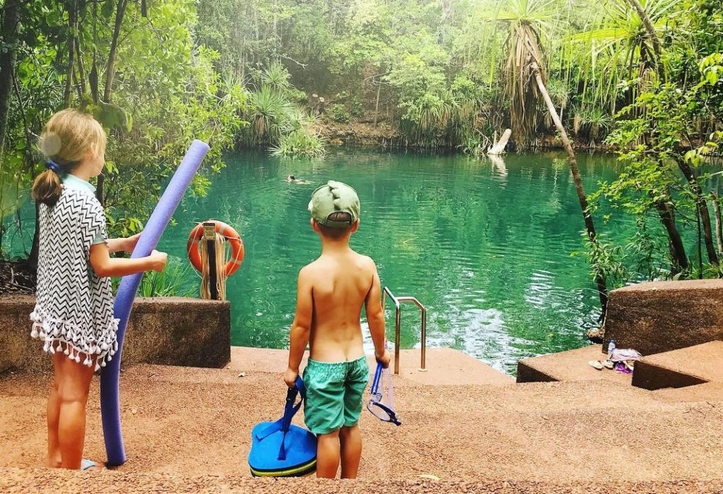 Berry Springs Nature Park - Best Day Trips from Darwin