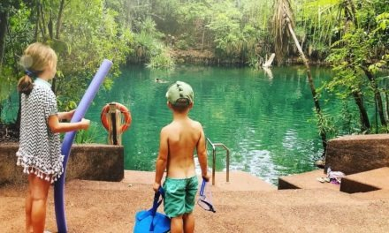 Berry Springs: The Best Family Friendly Day Trips From Darwin
