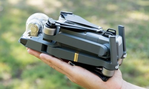 The 3 Best Drones for Caravan and Camping