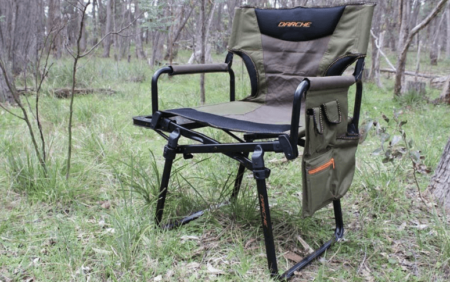 Darche Firefly Compact Directors Chair - The Most Popular Chair for Caravanning