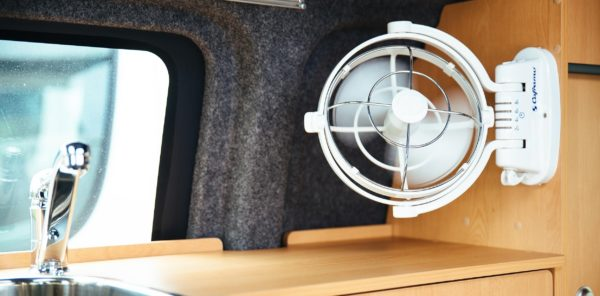 Sirocco Fans - The Most Popular Accessory For Cooling Caravans