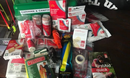 Caravan First Aid Kit: 33 Essential Items [Checklist]