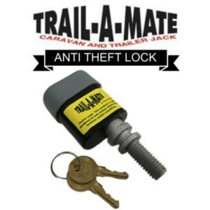 Trail-A-Mate Anti Theft Lock