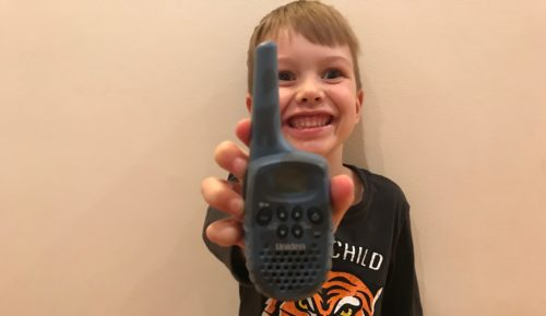 UHF Handhelds - Most Popular Caravan Accessories for Kids