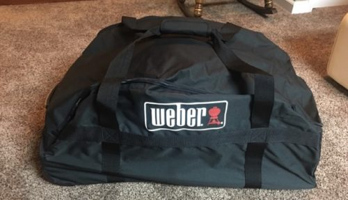Weber Baby Q Duffle Bag - Caravan Accessories