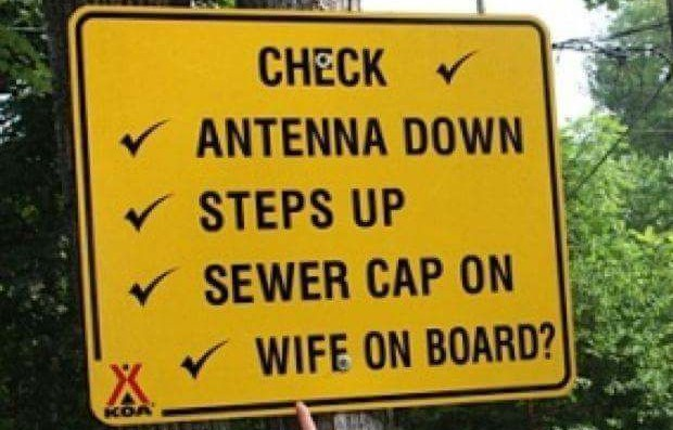 Caravan Towing Checklist: 16 Things To Check [Every Time You Tow]