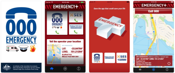 Caravan first aid kit - Emergency Plus App