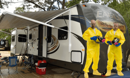 How To Clean Mould Off Your Caravan Awning [Step By Step]