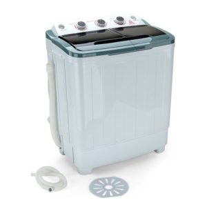Mini Portable Washing Machine - Twin Tub