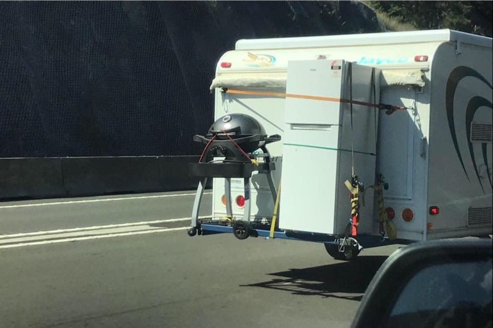 How Much Weight Can You Put In A Caravan?