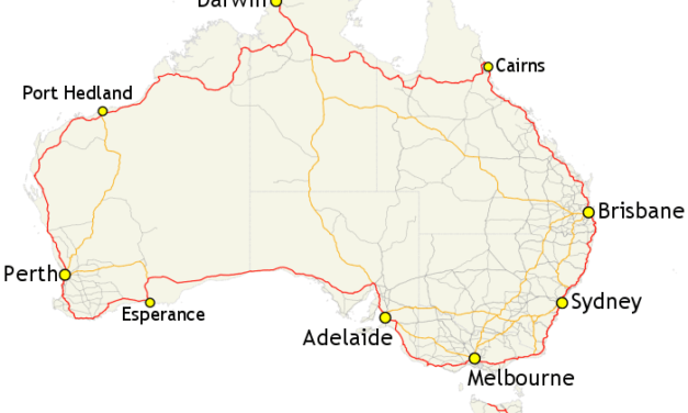 How Long Does it Take To Travel Around Australia by Caravan or Camper?