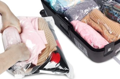 Vacuum Storage Bags for Caravan