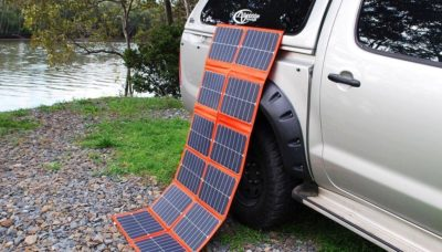 camping power - solar panels vs solar blankets - my generator