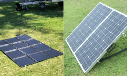 Solar Blankets vs Solar Panels: Best Portable Solar Panels For Caravans?