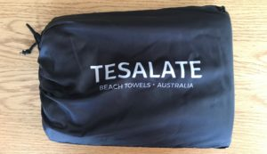 Tesalate Beach Towel - Carry Bag