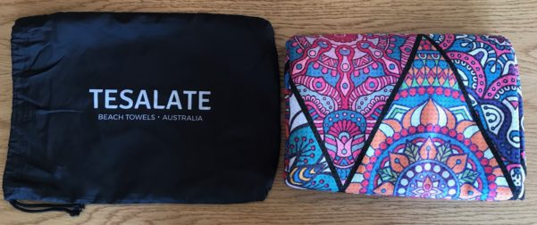 Tesalate Beach Towel Review