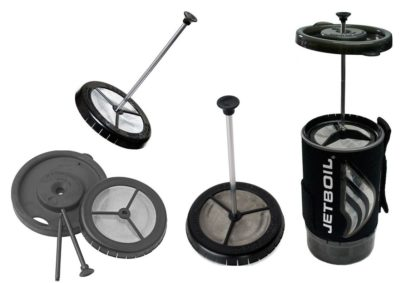 Jetboil Coffee Press - Plunger Attachment