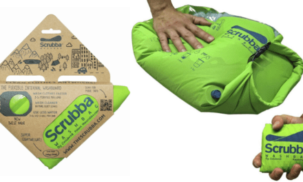 My Scrubba Wash Bag Review: Just an Overpriced Dry Bag?