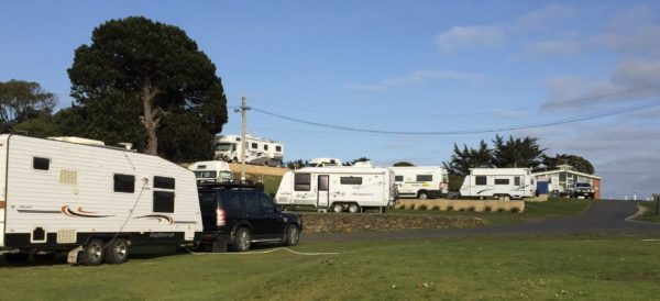 Mersey Bluff Caravan Park in Devonport - Best Near Spirit of Tasmania