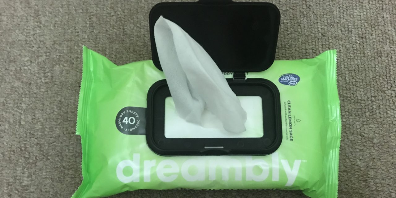My Dreambly Laundry Sheets Review: Perfect for Caravanning & Camping