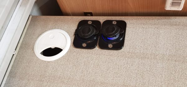 Add Add USB ports to you Jayco Camper Trailer