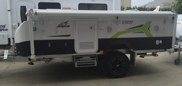Kakadu Annexes Ezi Camper Awning Arms - Most Sturdy Awning for Jayco Swan Camper Trailer
