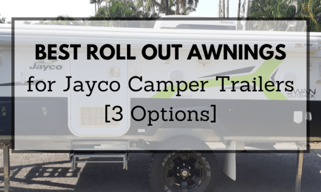 The Best Roll Out Awning for Jayco Camper Trailers [3 Options]