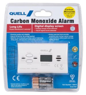 Best Carbon Monoxide Detector for Diesel Heater in Caravan