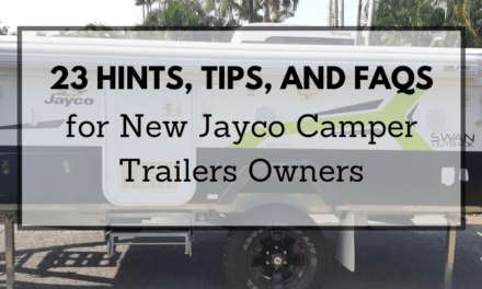 23 Tips For New Jayco Camper Trailer Owners