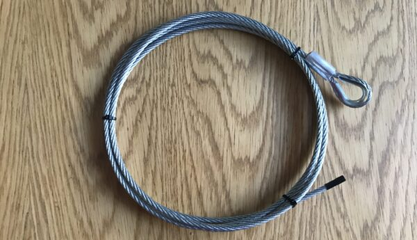 Spare Main Winch Cable for Jayco Camper Trailer