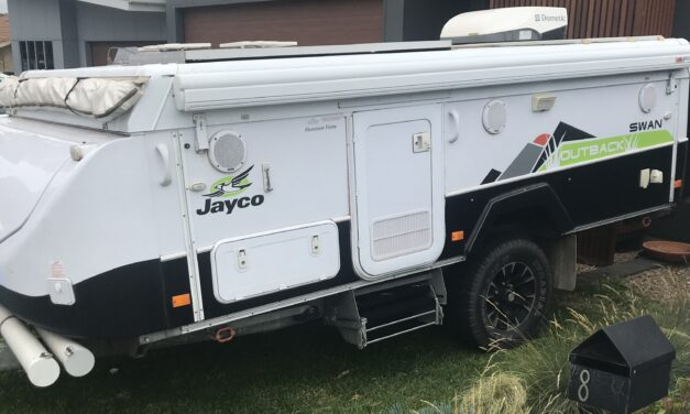 What Size Fiamma Awning for My Jayco Camper Trailer?
