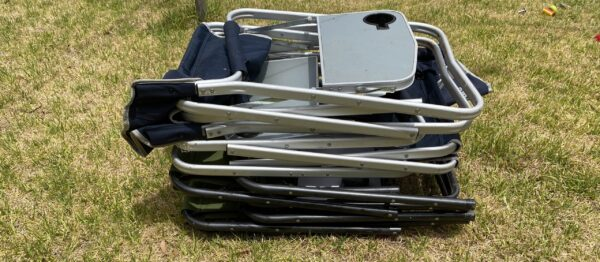 Folding Camping Chairs for Family of 4