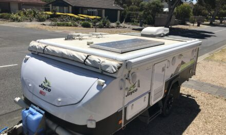 Jayco Camper Trailer Roof Weight Limits (Plus Weights of Common Accessories)